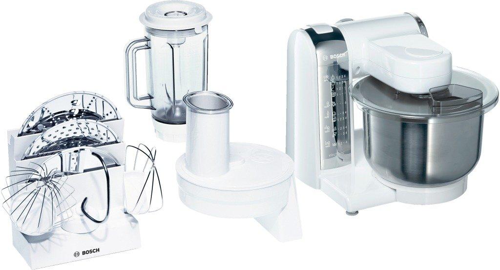 Bosch MUM46CR1 Küchenmaschine, 550 WattKundenbewertung und Beschreibung