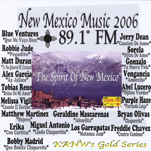 New Mexico Music 2006 front-218576