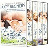 The English Brothers Boxed Set, Books #1-4 (The Blueberry Lane Series)