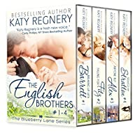 The English Brothers Boxed Set, Books #1-4 by Katy Regnery ebook deal