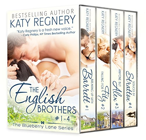 The English Brothers Boxed Set by Katy Regnery ebook deal