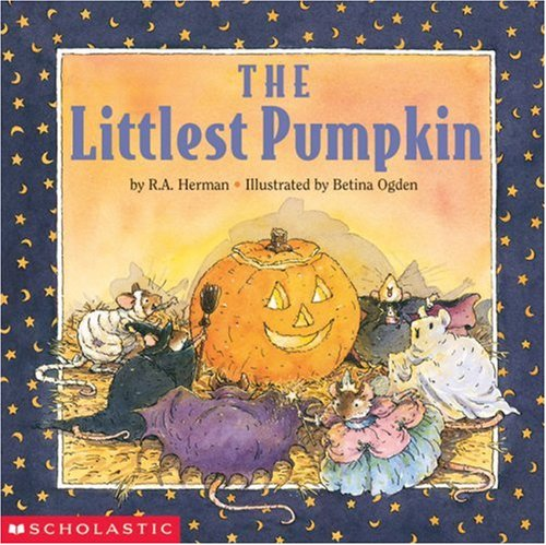 Image for Littlest Pumpkin