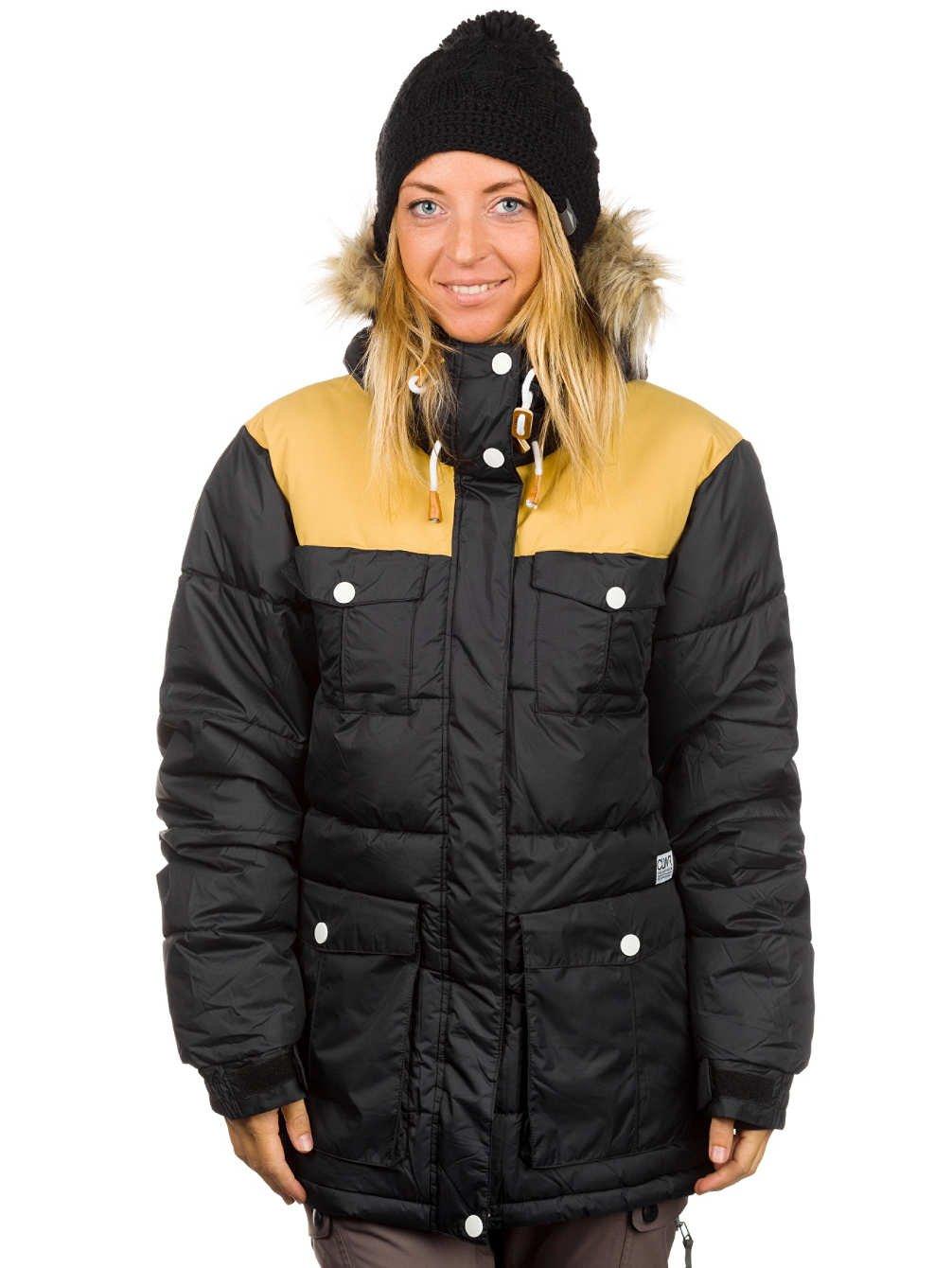 Damen Snowboard Jacke Colour Wear Tag Jacket günstig online kaufen