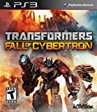 TRANSFORMERS FALL OF CYBERTRON PS3 EN PEGI