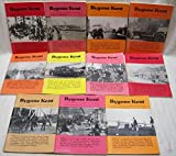 img - for 11 Vintage Bygone Kent Magazine Issues book / textbook / text book