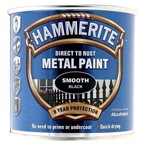 hammerite-smooth-black-metal-paint-250ml