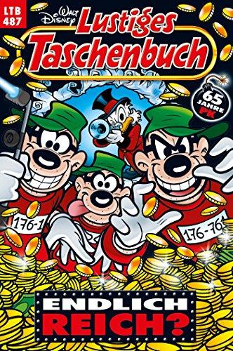 Lustiges Taschenbuch Nr. 487: Endlich reich?
