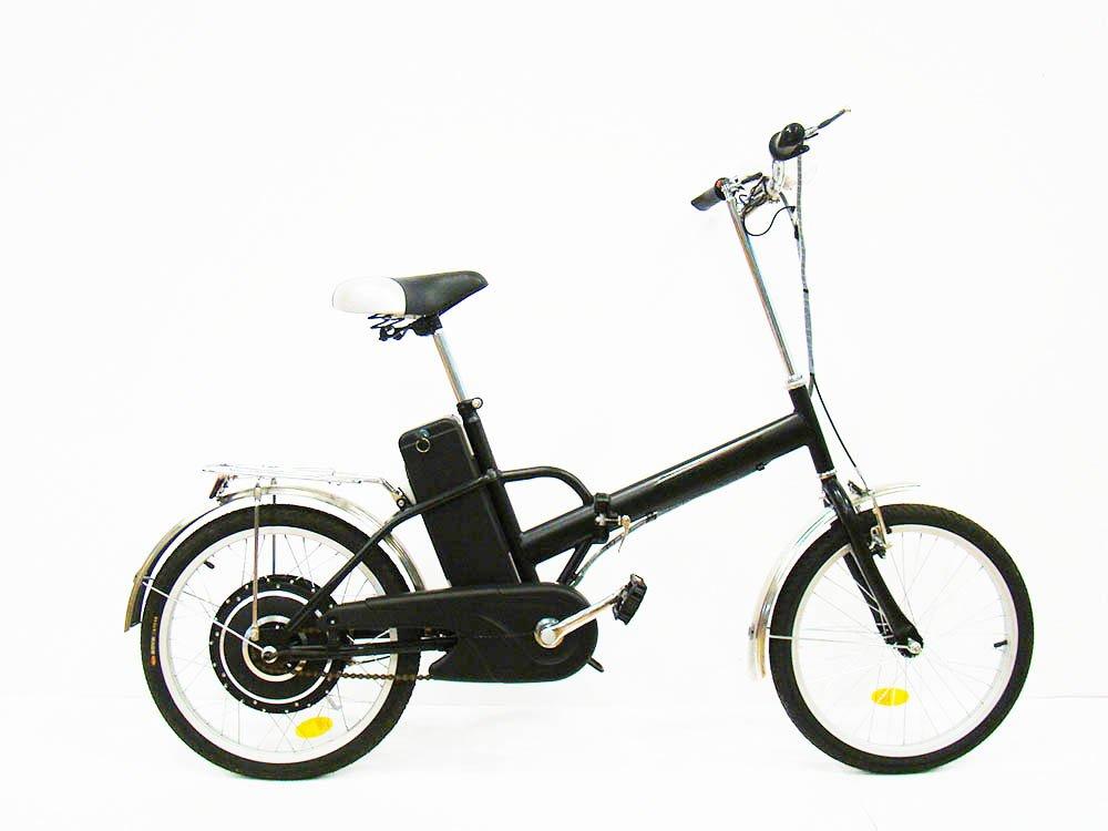 Bicicleta urbana eléctrica rueda 20pulgadas