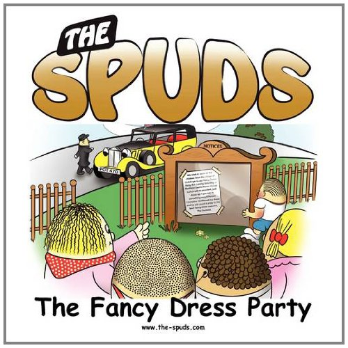 The Spuds - The Fancy Dress Party