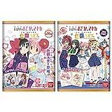 魔法少女まどか☆マギカ色紙ART 10個入 食玩・ガム(魔法少女まどか☆マギカ)