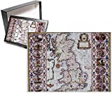 Photo Jigsaw Puzzle of Map of Great Britain and the Anglo Saxon Heptarchy