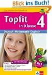 Topfit in Klasse 4: �bungsbuch f�r De...