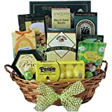 GreatArrivals Gift Baskets Easter Wishes Gourmet Easter Gift Basket, Small, 4 Pound