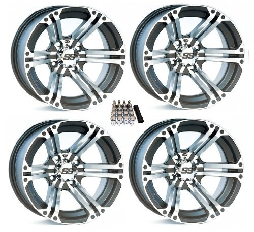 ITP SS212 ATV Wheels/Rims Machined 15