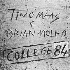 """Neues Video """"College 84"""" von TIMO MAAS mit BRIAN MOLKO (PLACEBO)"""