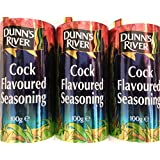 Dunn's River Cock Flavoured Seasoning 100g (Pck of 3)