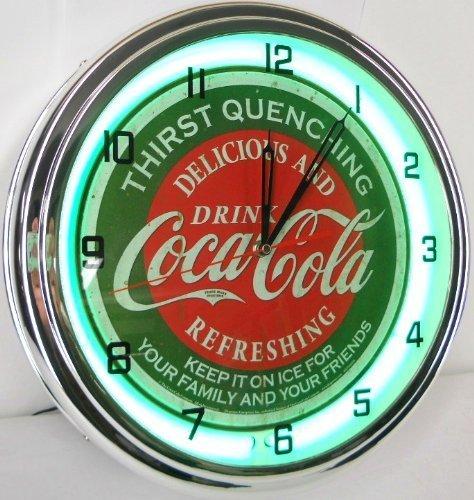 Buy Antique Coca Cola Clock Now!
