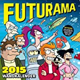 Futurama Wandkalender 2015