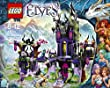 LEGO Elves 41180 Ragana's Magic Shadow Castle Building Kit (1014 Piece) by LEGO