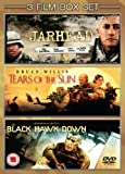 3 Film Box Set: Black Hawk Down/Jarhead/Tears Of The Sun [DVD]