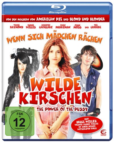 Wilde Kirschen - The Power of the Pussy [Blu-ray]
