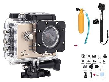 SJCAM SJ5000 Wifi Action Sport Etanche caméra DV Novatek 96655 14MP 2.0