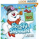Frosty the Snowman (sticker book)