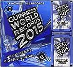 Coffret Guinness World Records 2015
