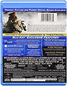 Robin Hood - Unrated Director's Cut [Blu-ray] from Universal Studios