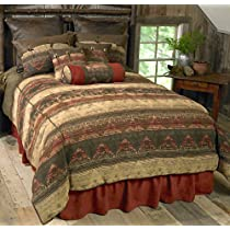 Sierra Chenille Suede Bed Set - Twin