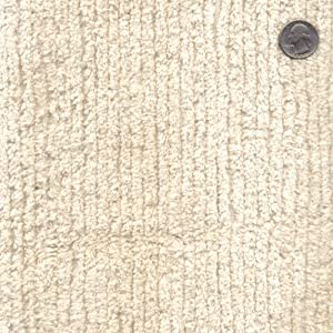 Cotton Chenille Fabric-13 Yards Wholesale By The Bolt-Beige