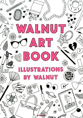 WALNUT WALNUT ART BOOK 大きい表紙画像