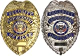 Deluxe Security Enforcement Officer Badge