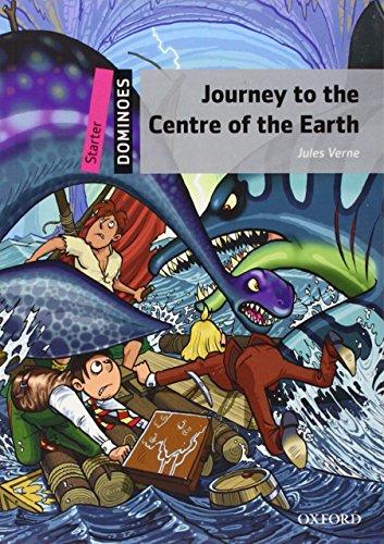 Dominoes: Starter: Journey to the Centre of the Earth (Bominoes: Level Starter 250 Headwords)