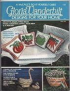 Gloria Vanderbilt Designs for Your Home A…