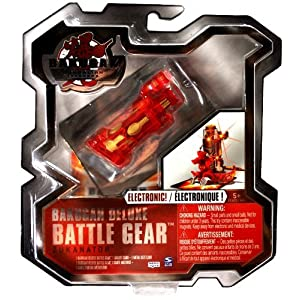 Bakugan Deluxe Battle Gear Zukanator (Colours Vary)