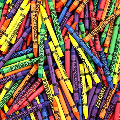 Premium Crayons Case of 264 (6 colors) ** SAFETY TESTED LEAD & ASBESTOS FREE **