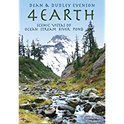 4 Earth: Scenic Vistas of Ocean, Stream, River, Pond