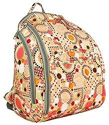 Diaper Bag - Backpack Style - Light Pink