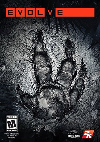 Evolve PC [Online Game Code]