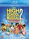 High School Musical 2: Extended Edition [Blu-ray + DVD]