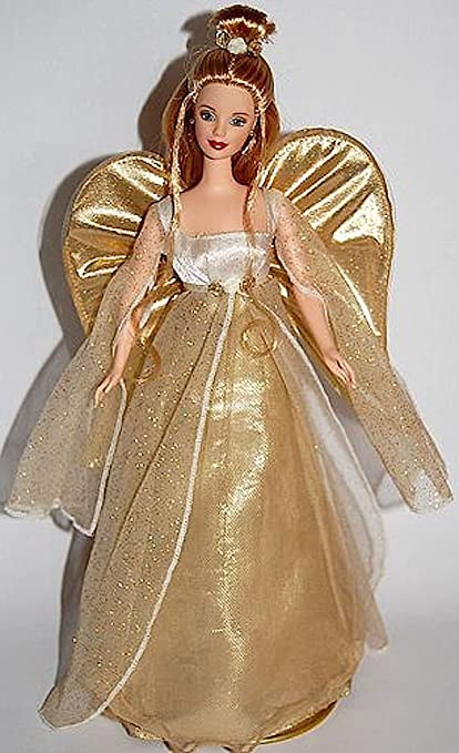 MATTEL POUPEE DOLL BARBIE COLLECTOR ANGELIC INSPIRATIONS 1999 #24984