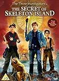 The Three Investigators - The Secret Of Skeleton Island [DVD]