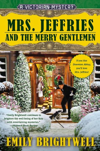 Image of Mrs. Jeffries and the Merry Gentlemen (A Victorian Mystery)