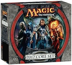 Magic the Gathering M12 2012 Core Set Fat Pack
