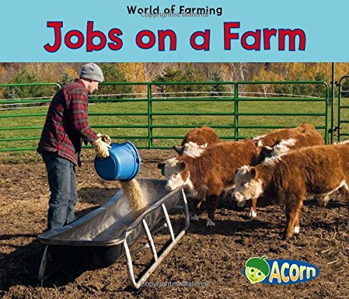 Jobs on a Farm (World of Farming) [Dickmann, Nancy] (Tapa Blanda)