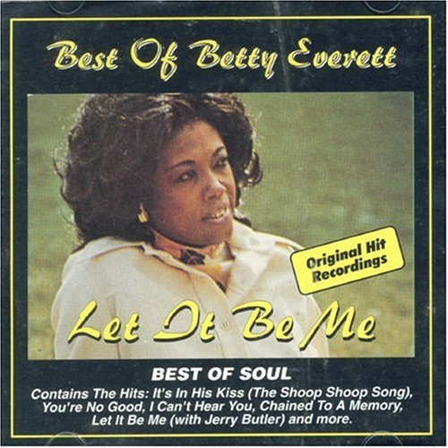 Betty Everett - Let It Be Me - Zortam Music