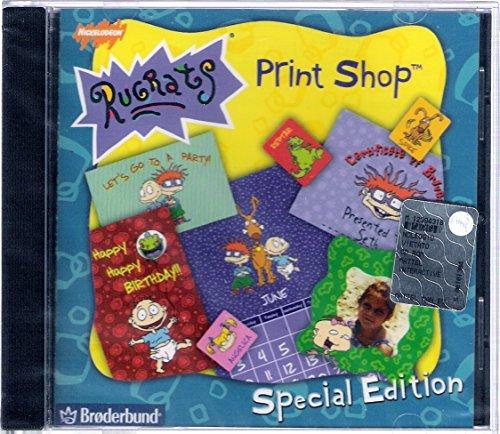 rugrats-print-shop-special-edition