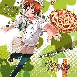ヘタリア キャラクターCD Vol.1 イタリア
