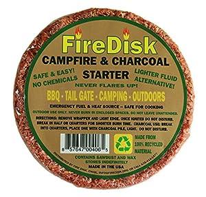 Waterproof Survival Fuel Disc / Fire Starter / Emergency Heat Source